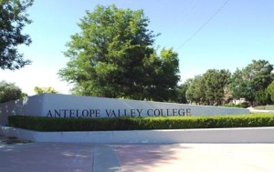 The alleged kidnapping June 16 happened across from the Antelope Valley College campus, near 33rd Street West and Avenue K. (LUIS MEZA)