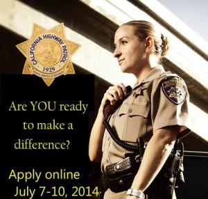 CHP hiring 2014