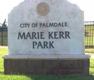 Palmdale Marie Kerr Park