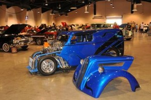 The event also features car shows with custom, classic, low riders, and imports.