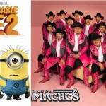 Despicable Me Banda Machos