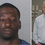 Timothy Johnson (left) is charged with murder, torture and two counts of armed robbery in connection with a March 23, 2012 robbery that ended in the death of Reed Keith (right).