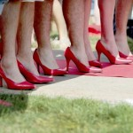 "Presented by the Antelope Valley Chapter of Zonta International, the Walk a Mile event will feature men walking a mile in high-heeled shoes around the track at The Hangar – a live demonstration of the old saying ""You can't really understand another person's experience until you've walked a mile in their shoes."""