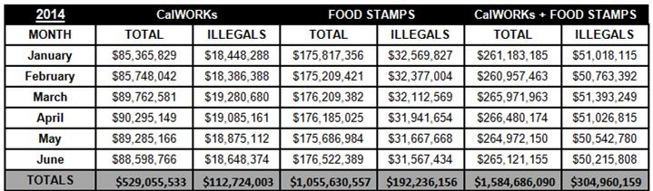 Antonovich graph County spending on immigrants 8.25.14 1