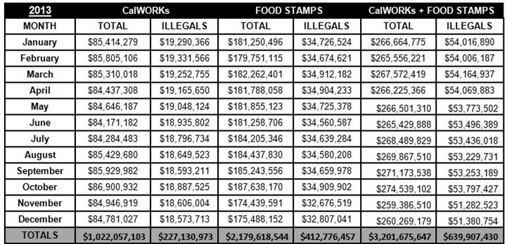 Antonovich graph County spending on immigrants 8.25.14 2