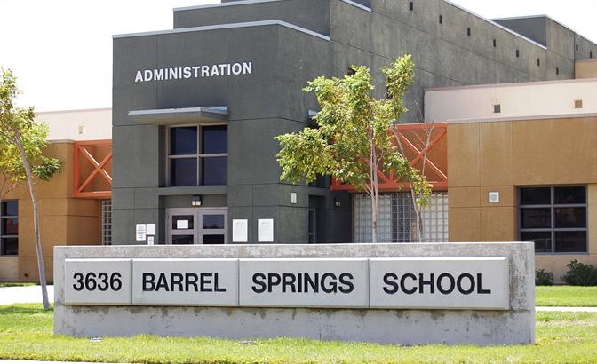 Barrel Springs Elementary