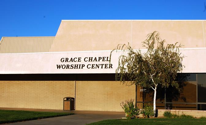 The acts of molestation allegedly occurred while the children were at Grace Chapel for Sunday Church Services, authorities said. Grace Chapel Church is located on the campus of Desert Christian School in the 44600 Block of 15th Street West in Lancaster.