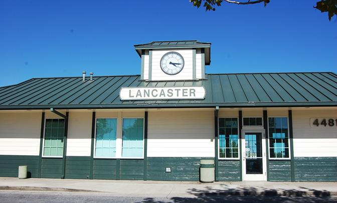 Average daily ridership at the Lancaster Metrolink station is trending downward, from 416 last year to 373 this year, according to Lancaster Vice Mayor Marvin Crist.