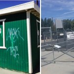 Palmdale Pony Youth Baseball vandalism 4