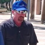 Robert Martin at courthouse 1