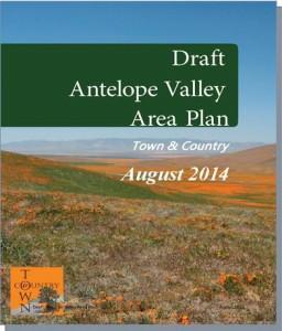Antelope Valley Area Plan