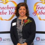 Elizabeth Anderson Teacher of the Year 1