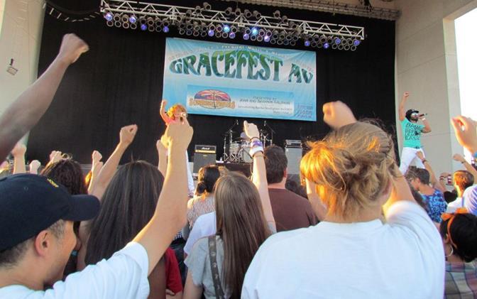GraceFest AV draws thousands of attendees each year. [File photo]