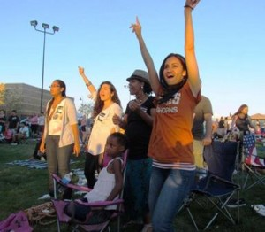 GraceFest is a family event featuring performances by national and local Christian artists. (File)
