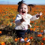 This photograph, taken at the Poppy Reserve in early May, was chosen from more than 2,000 photographs for a video to be screened this Saturday, Sept. 20 in New York City's Times Square. The video will promote the achievements and acceptance of those with Down syndrome. (Contributed)
