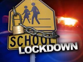 Palmdale lockdown