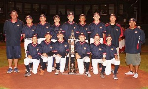 So Cal Terror played amazing at the Cooperstown Classic, scoring a combined 48 homeruns. The team ultimately finished in second place, besting more than 100 teams!