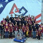 Brian Martin, Robotics Advisor and teacher at The Palmdale Aerospace Academy noted that the Gryffingear team has put in many off-season hours to re-build the practice bots to get ready for these competitions