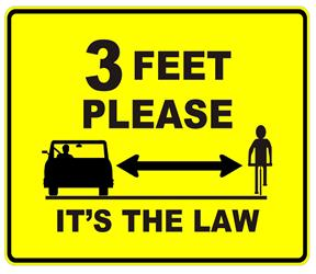 Three Feet for Safety Act