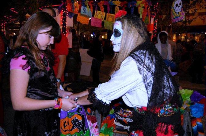 Trick-or-Treating with The BLVD merchants will take place from 5 p.m. until supplies last.