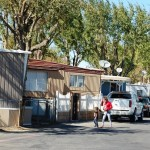 Desert Palms mobile home park residents demand better living conditions