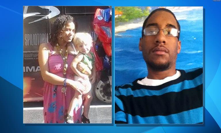 Rosie Lee Williams,21, Baby Anthony, and Brandon Williams, 25.  (Facebook photos)