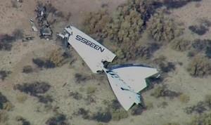 SpaceShipTwo crash 10.31.14
