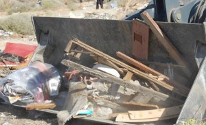 illegal dumping Palmdale