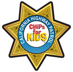 CHiPs for Kids Toy Drive logo