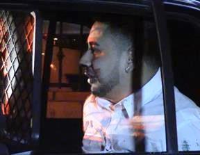 Ernesto Carbajal, 21, was arrested on suspicion of drunk driving. (LUIS MEZA)