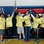 Team 399 hosts successful High Desert Lego Tournament