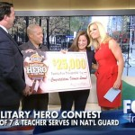 Local Airman named Dickies American Hero of the Year!