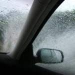 AV rain driving