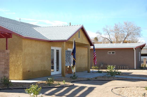 The new Palmdale Dream Center transitional housing site is located at 38518 5th Street East in Palmdale.