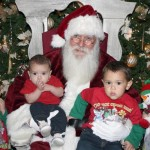 Santa at Playhouse 1