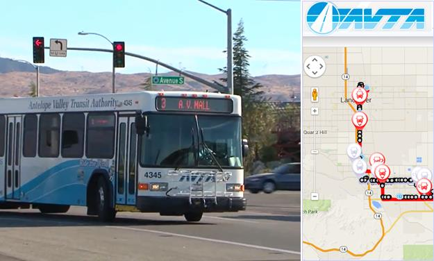 With a few taps on a smart phone, customers with the myStop application will be able to check when the next bus will depart from any stop in the transit system. Customers can also go to track-it.avta.com, where a computerized map will show the current position of each bus, tracked by GPS.