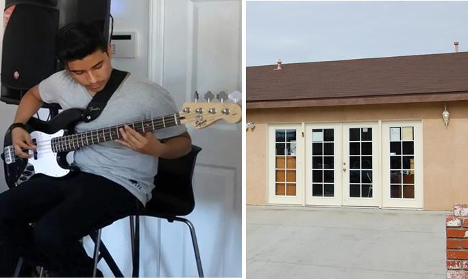 Gabriel's House offered free guitar, dance and drum classes, and for 2015, instructors will be introducing pencil drawing, photography and filmmaking workshops to engage youth in the creative arts.