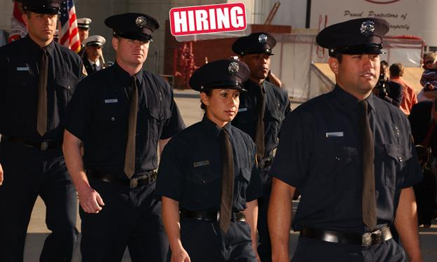 Hiring firefighters