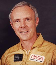 McMurtry joined the NASA Flight Research Center (now NASA Armstrong) in 1967 after service as a U.S. Navy pilot.