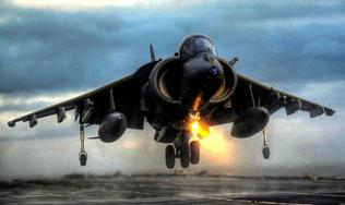 Harrier Jump Jet (Contributed)