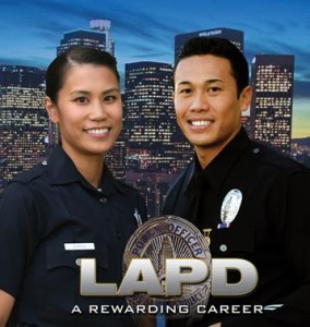 LAPD recruitment