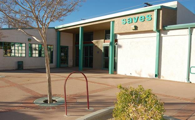 On Jan. 3, SAVES relocated to 1002 E. Avenue Q-12 in Palmdale, the former location of the Senior Center.