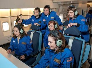 2014 Airborne Astronomy Ambassadors. [Courtesy NASA/SOFIA]