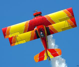 Showcat Solo (Image courtesy Gene Soucy Airshows)