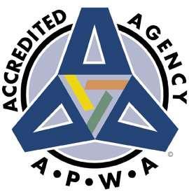 APWA Accreditation logo