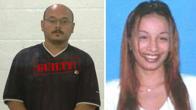 "Jesus ""Chuey"" Canales is facing a life prison term for the July 12, 2008 stabbing death of Lucy Preciado."
