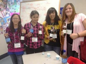 (Contributed photo from 2014 STEM conference.)