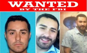Now-fired Los Angeles police officer Henry Solis is wanted for his alleged involvement in the murder of a man in downtown Pomona on March 13, 2015. The FBI is offering a reward of up to $25,000 for information leading directly to his arrest. [View the FBI wanted poster here.]