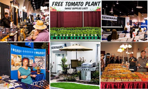 The 27th annual Antelope Valley Home Show and Emergency Expo, coming the A.V. Fairgrounds March 27-29 is the place for clever ideas, products and services, according to organizers. (Contributed images)