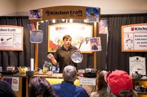 Professional Home Show exhibitors will showcase and demonstrate their products and offer time and money-saving advice. (Contributed)